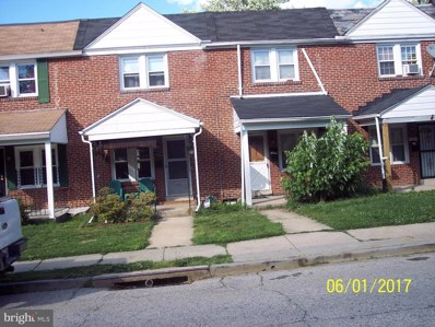 4304 Berger Avenue, Baltimore, MD 21206 - MLS#: 1000360108