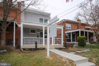 1009 Hamilton Street NE, Washington, DC 20011 - MLS#: 1000360828