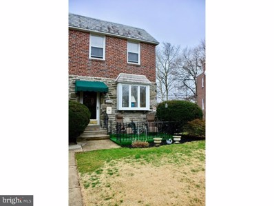 210 Blythe Avenue, Drexel Hill, PA 19026 - MLS#: 1000361052