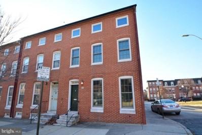 30 Bond Street N, Baltimore, MD 21231 - MLS#: 1000361160