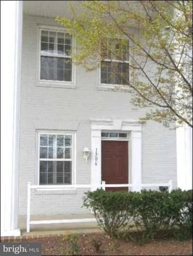 1306 Roundhouse Lane UNIT 45, Alexandria, VA 22314 - MLS#: 1000361420