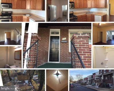 615 Cator Avenue, Baltimore, MD 21218 - MLS#: 1000361460