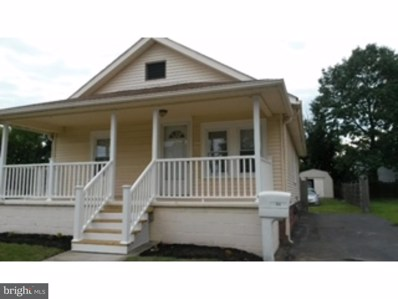 324 Billings Avenue, Paulsboro, NJ 08066 - MLS#: 1000361473