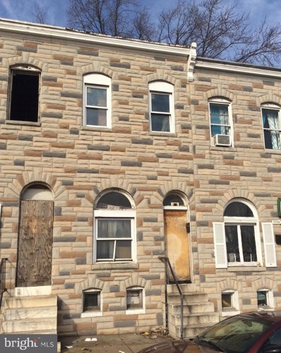 2510 Frederick Avenue, Baltimore, MD 21223 - MLS#: 1000362210