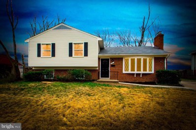 9621 Woodberry Street, Lanham, MD 20706 - MLS#: 1000363042