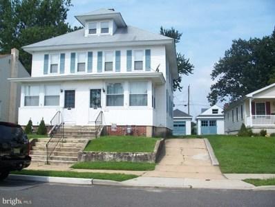 408 Billings Avenue, Paulsboro, NJ 08066 - MLS#: 1000363071