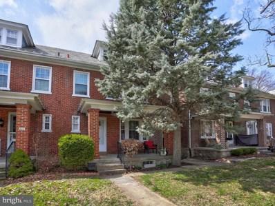 826 State Street, Lancaster, PA 17603 - MLS#: 1000363368
