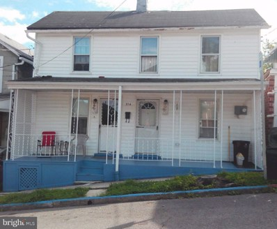 514 Marshall Street, Cumberland, MD 21502 - #: 1000363580