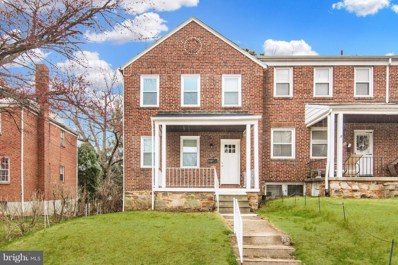 3517 Woodstock Avenue, Baltimore, MD 21213 - MLS#: 1000364064