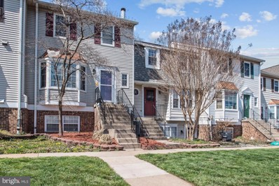 4010 Summer Hollow Court UNIT 154-D, Chantilly, VA 20151 - MLS#: 1000364728