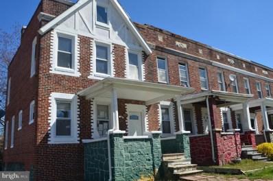 3938 Dolfield Avenue, Baltimore, MD 21215 - #: 1000365144