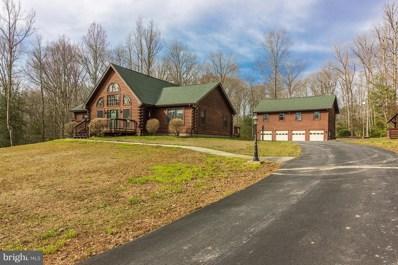 95 Hollywood Farm Road, Fredericksburg, VA 22405 - MLS#: 1000365416