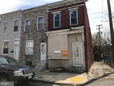 2131 Fairmount Avenue W, Baltimore, MD 21223 - #: 1000366376