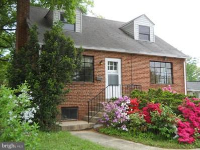 5925 Roanoke Avenue, Riverdale, MD 20737 - MLS#: 1000366590