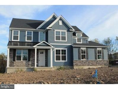 70 Briar Ridge Way, East Greenville, PA 18041 - MLS#: 1000366870