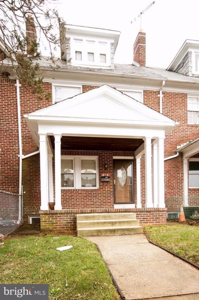 814 Woodington Road, Baltimore, MD 21229 - MLS#: 1000367676