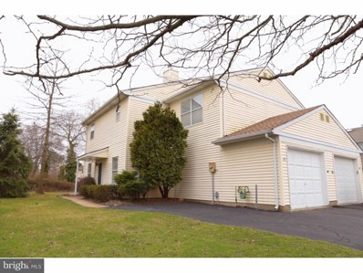 112 Pebble Road, East Windsor Twp, NJ 08520 - MLS#: 1000367688
