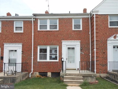 1221 Newfield Road, Baltimore, MD 21207 - MLS#: 1000367694
