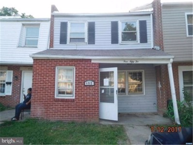 452 Barrister Place, Dover, DE 19901 - MLS#: 1000367805