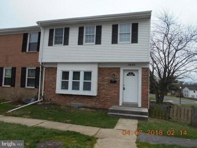 1450 Harford Square Drive, Edgewood, MD 21040 - MLS#: 1000368008