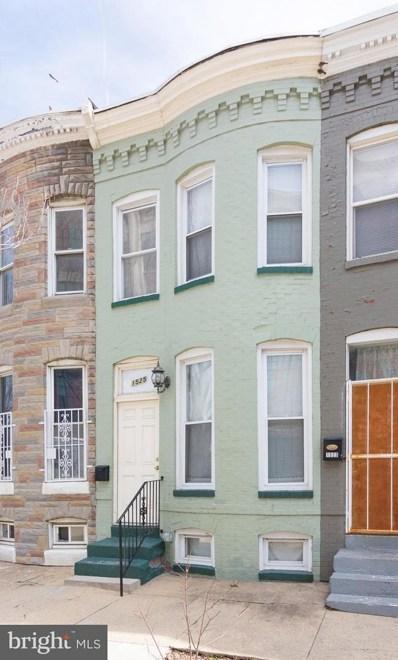 1525 Barclay Street, Baltimore, MD 21202 - MLS#: 1000368354