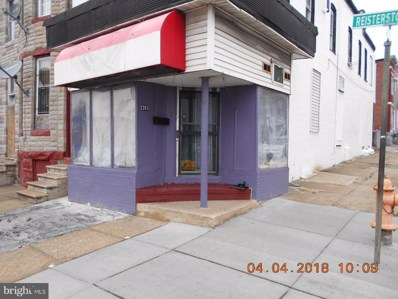 2263 Reisterstown Road, Baltimore, MD 21217 - MLS#: 1000368486