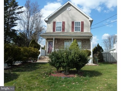 6 Roosevelt Avenue, Bordentown, NJ 08620 - MLS#: 1000368558