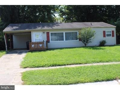 10 Edgewood Road, Dover, DE 19901 - MLS#: 1000368655