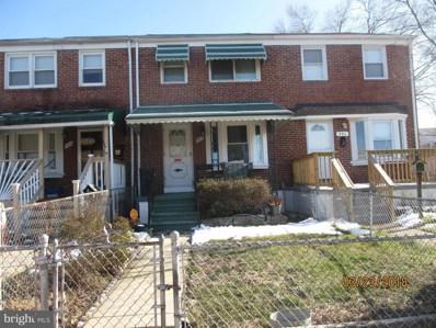 903 Arncliffe Road, Baltimore, MD 21221 - MLS#: 1000368774