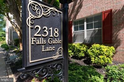 2318 Falls Gable Lane UNIT I, Baltimore, MD 21209 - MLS#: 1000368780