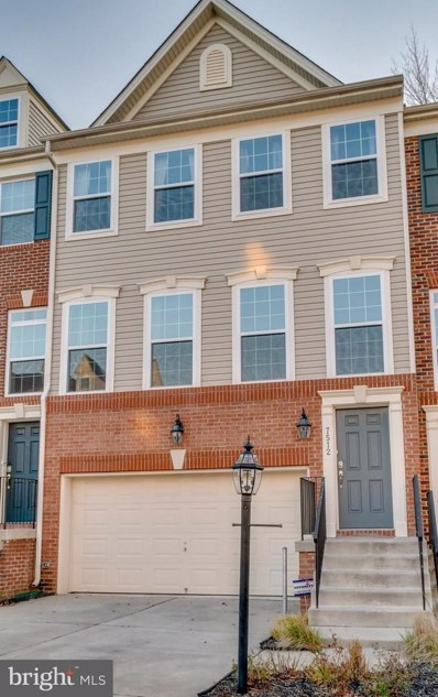 7512 Stonehouse Run Drive, Glen Burnie, MD 21060 - MLS#: 1000368952