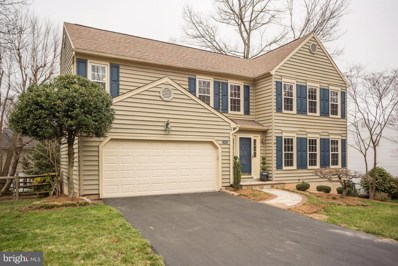 9615 Flaming Oak Way, Fairfax Station, VA 22039 - MLS#: 1000369352