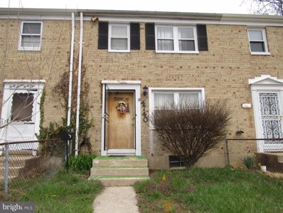 4740 Vancouver Road, Baltimore, MD 21229 - MLS#: 1000370172