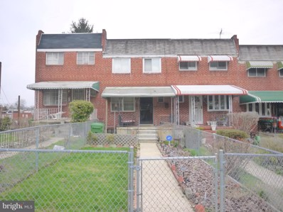 2526 Loyola Northway, Baltimore, MD 21215 - MLS#: 1000371020