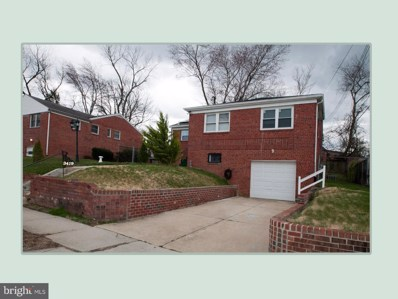 3419 23RD Parkway, Temple Hills, MD 20748 - #: 1000371332