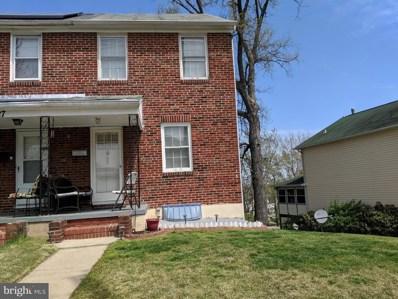 929 Maiden Choice Lane, Baltimore, MD 21229 - MLS#: 1000371396
