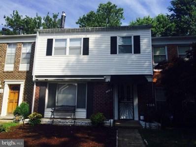 7614 Swan Terrace, Landover, MD 20785 - MLS#: 1000372984