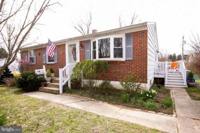 215 Glyndon Drive, Reisterstown, MD 21136 - MLS#: 1000375414