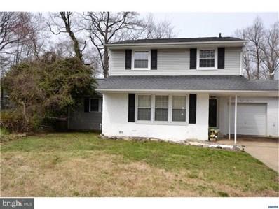 853 W Birchtree Lane, Claymont, DE 19703 - MLS#: 1000375900