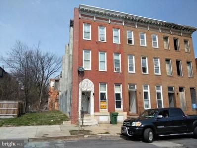 1316 Edmondson Avenue, Baltimore, MD 21223 - #: 1000375984