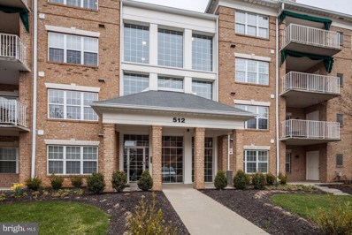 512 Limerick Circle UNIT 201, Lutherville Timonium, MD 21093 - MLS#: 1000376182