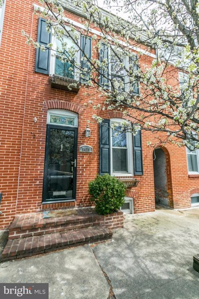 1425 Battery Avenue, Baltimore, MD 21230 - MLS#: 1000376574