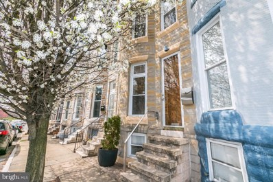 840 34TH Street W, Baltimore, MD 21211 - MLS#: 1000376580