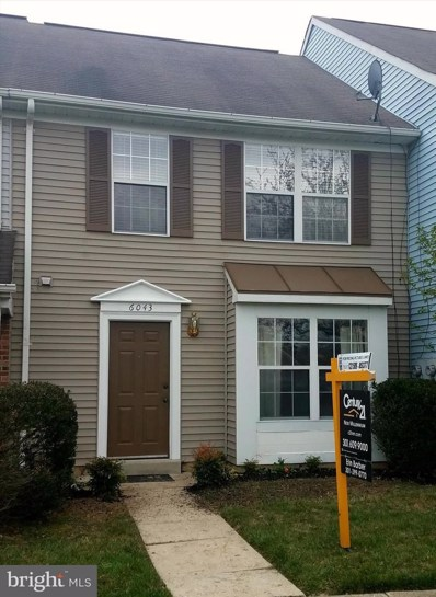 6043 Sirenia Place, Waldorf, MD 20603 - MLS#: 1000376598