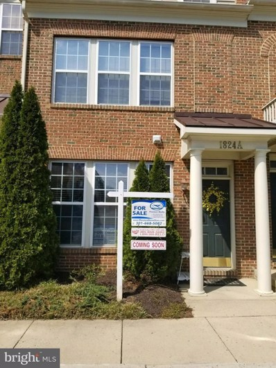 1824 Wheyfield Drive UNIT 3-A, Frederick, MD 21701 - #: 1000377174