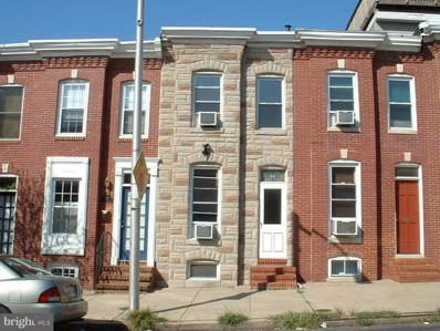 912 Clinton Street S, Baltimore, MD 21224 - MLS#: 1000377602