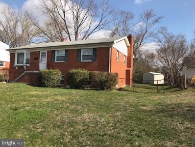 1812 Halifax Road, Woodbridge, VA 22191 - MLS#: 1000377642