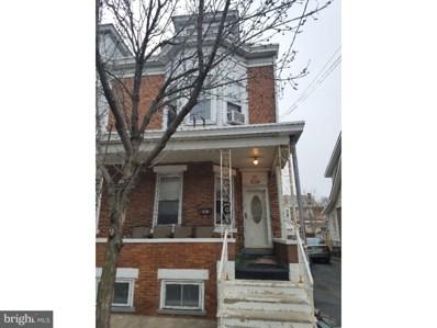 712 Chambers Street, Trenton, NJ 08611 - MLS#: 1000378070