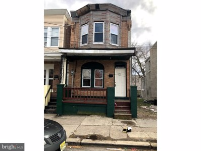 1204 Thurman Street, Camden, NJ 08104 - MLS#: 1000378080