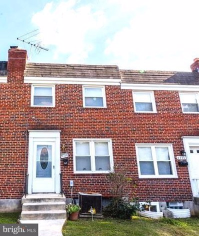 4339 Roberton Avenue, Baltimore, MD 21206 - MLS#: 1000378130